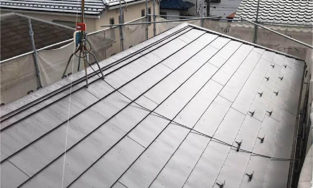 鎌ヶ谷市の屋根リフォーム