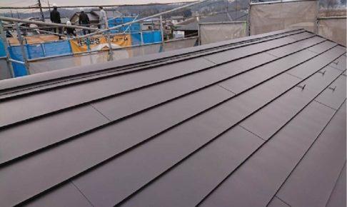 市原市の屋根葺き替え工事