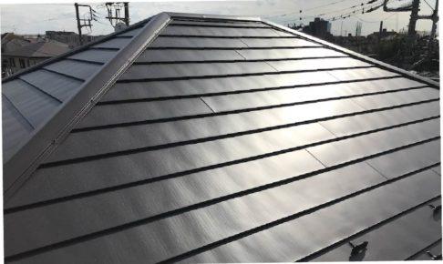 市原市の屋根カバー工法