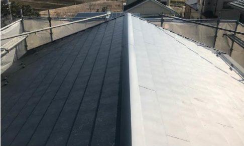 川口市の屋根葺き替え工事の施工事例