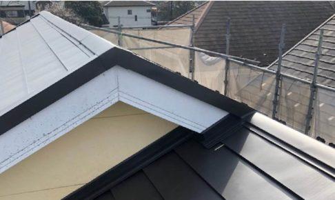 三郷市の屋根リフォームの施工事例