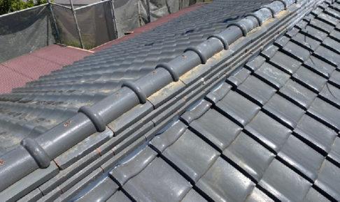 富津市の屋根の修理