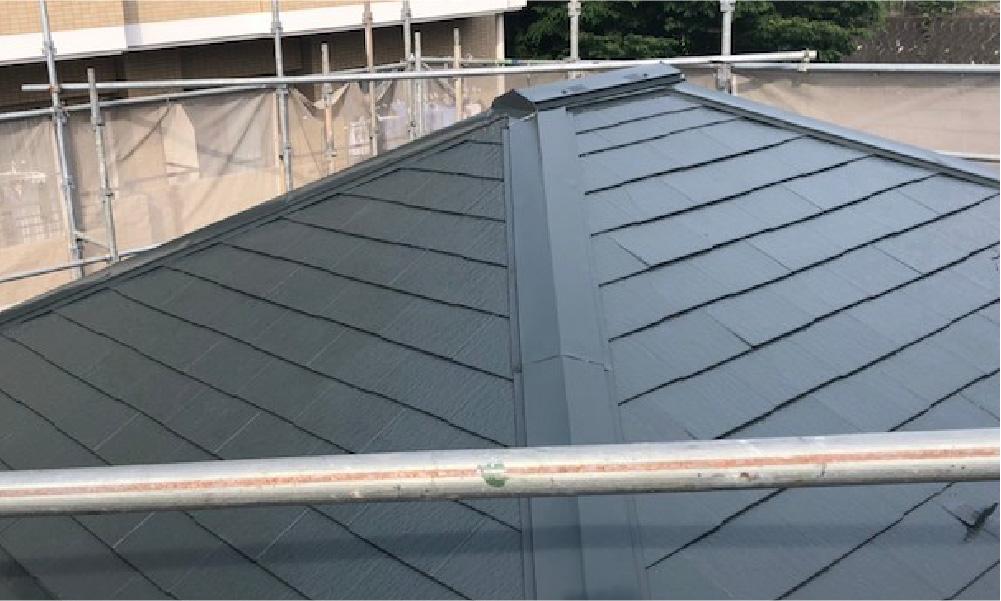 板橋区の屋根塗装の施工事例