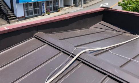 木更津市の屋根葺き替え工事の施工事例
