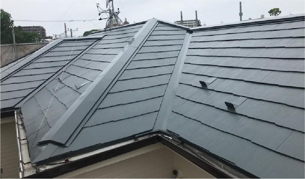 柏市の外壁・屋根塗装の施工事例