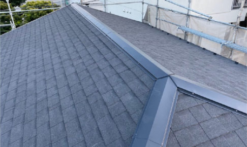 川口市の屋根リフォーム・外壁塗装の施工事例