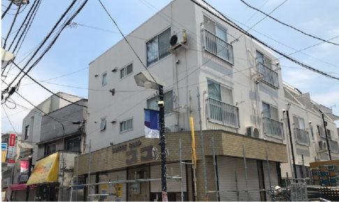 大田区の屋上防水工事の施工事例