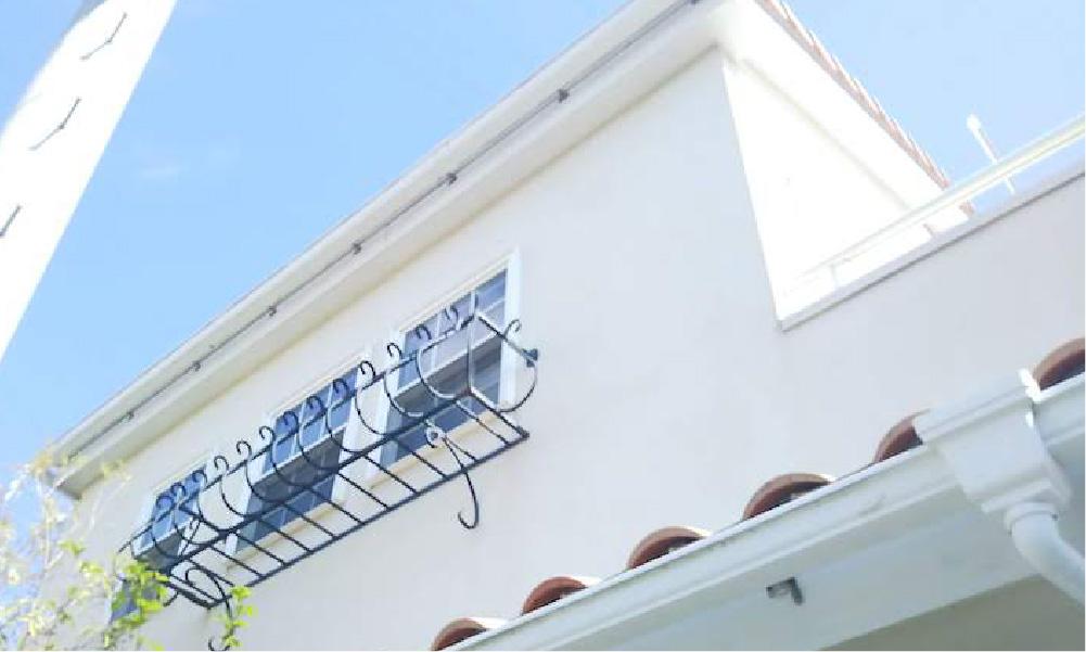 稲毛区の外壁塗装の施工事例