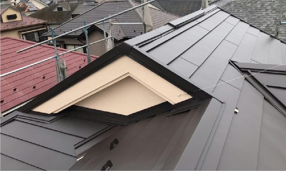 松戸市のカバー工法の施工事例