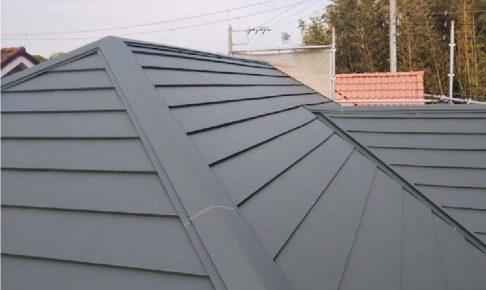 千葉市若葉区の屋根葺き替え工事