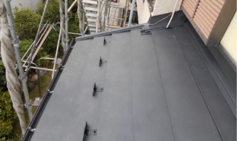 柏市の雨漏り修理の施工事例