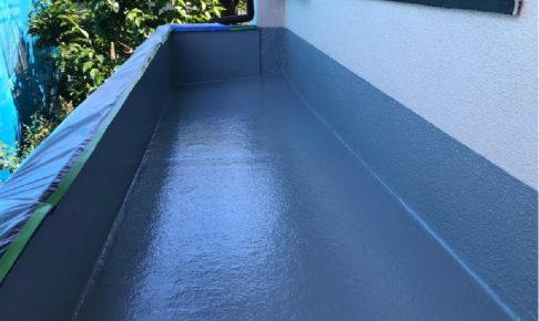 市川市の雨漏り修理の施工事例
