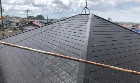 千葉市中央区の屋根塗装工事