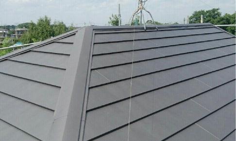 市原市の屋根カバー工法の施工事例