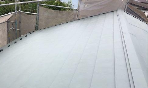 千葉県緑区の屋根葺き替え工事の施工事例
