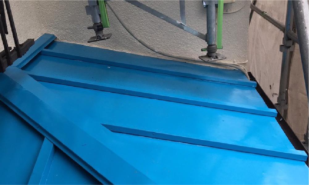 足立区の外壁・屋根塗装の施工事例