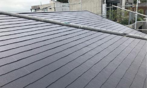 目黒区の屋根塗装の施工事例