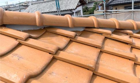 東金市の屋根修理の施工事例