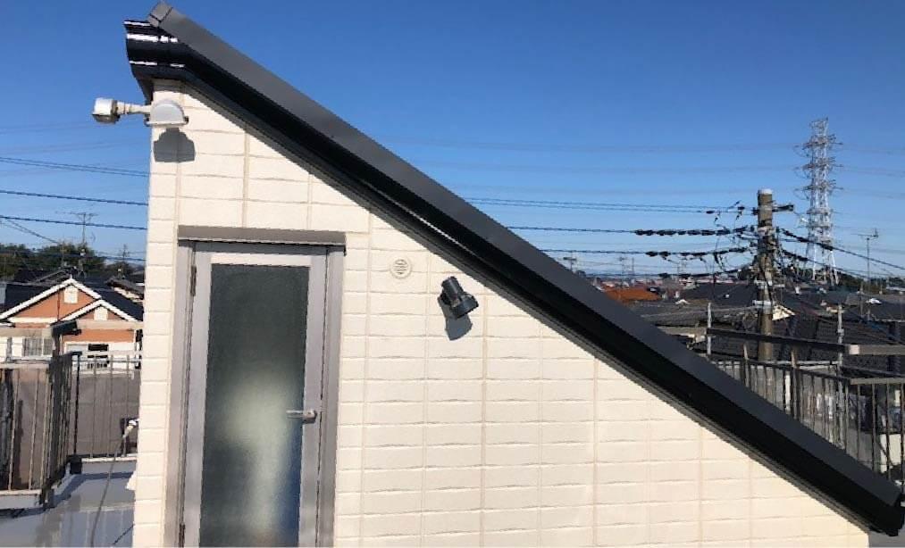 野田市の屋根リフォームの施工事例