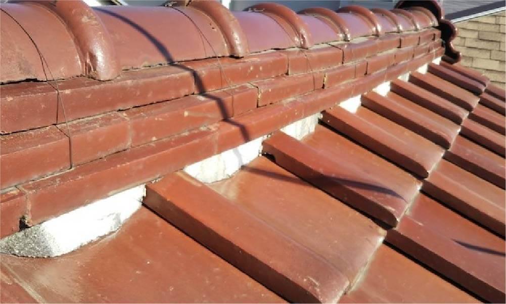 大田区の漆喰補修工事の施工事例
