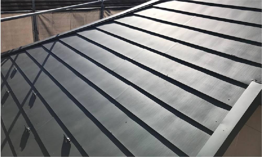 千葉市の屋根リフォームの施工事例