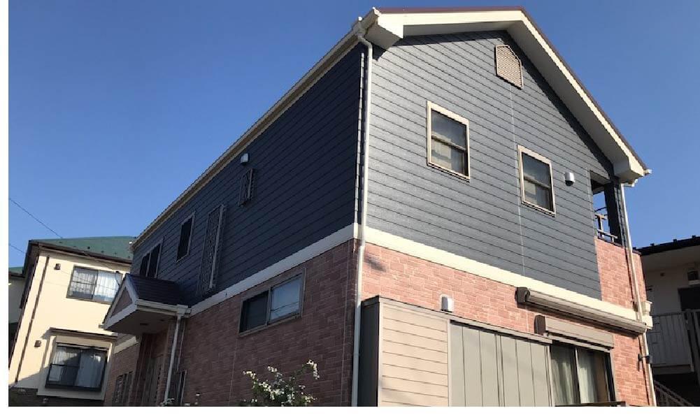 船橋市の屋根・外壁塗装の施工事例