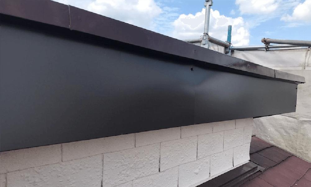 川口市の屋根修理の施工事例
