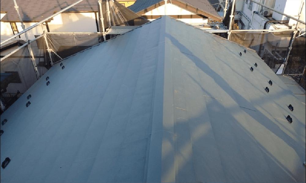 相模原市の屋根リフォームの施工事例